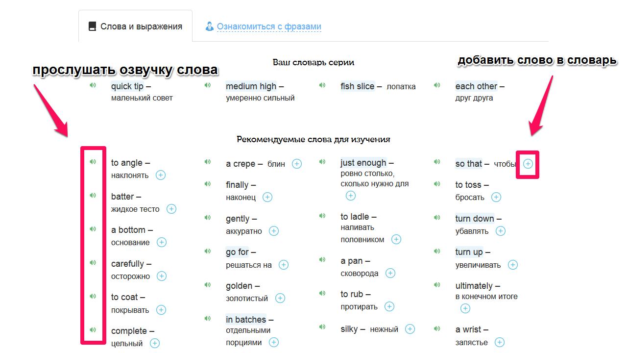 Словарь новых слов