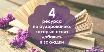 4 ресурса по аудированию, которые стоит добавить в закладки