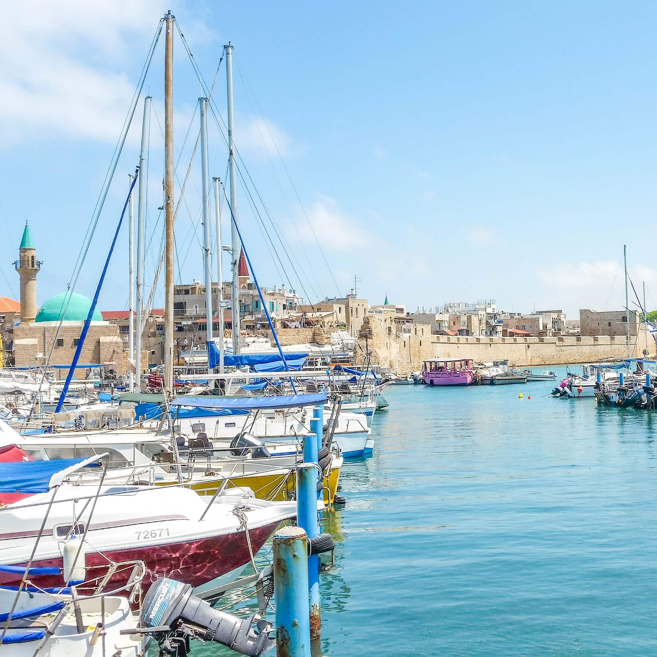 Акко, Израиль, лето, отпуск, каникулы, отдых
