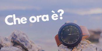 как спросить и назвать время по-итальянски