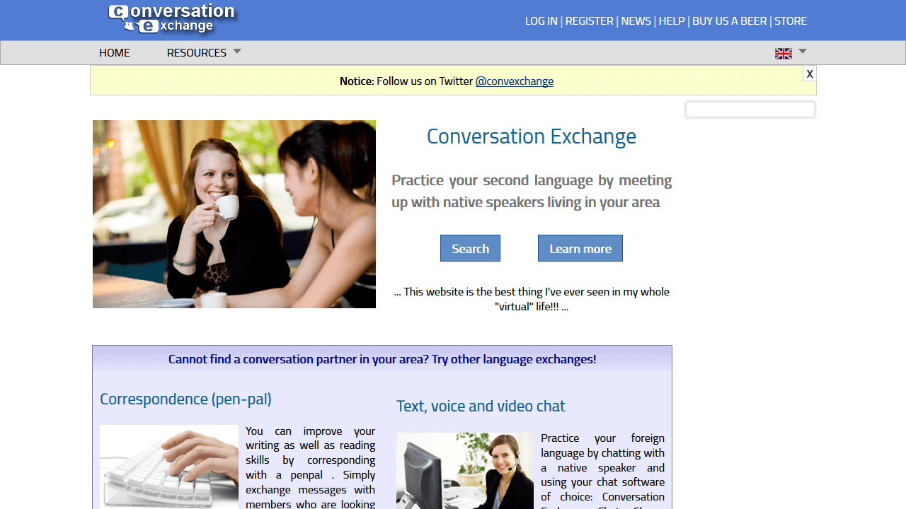 conversationexchange.com