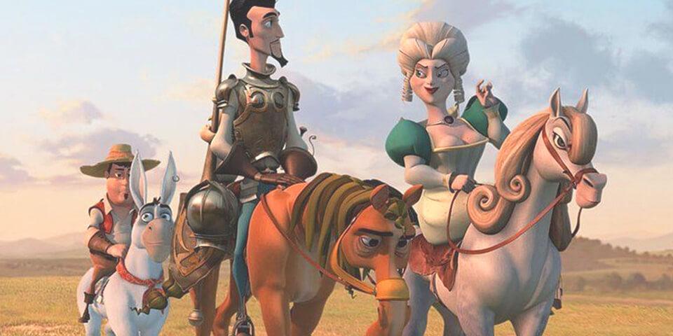 мультфильмы для изучения испанского