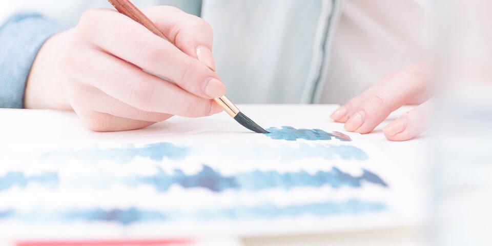 рисование, хобби, творчество