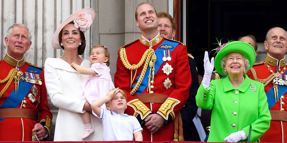про королеву Елизавету II