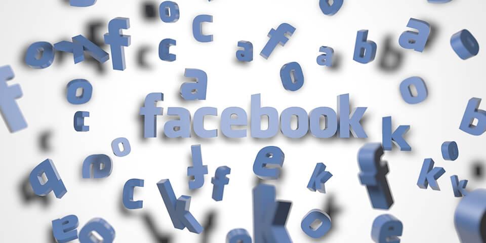 facebook, изучение иностранных языков