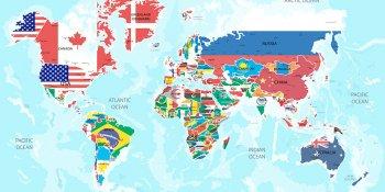 флаги стран и их значения