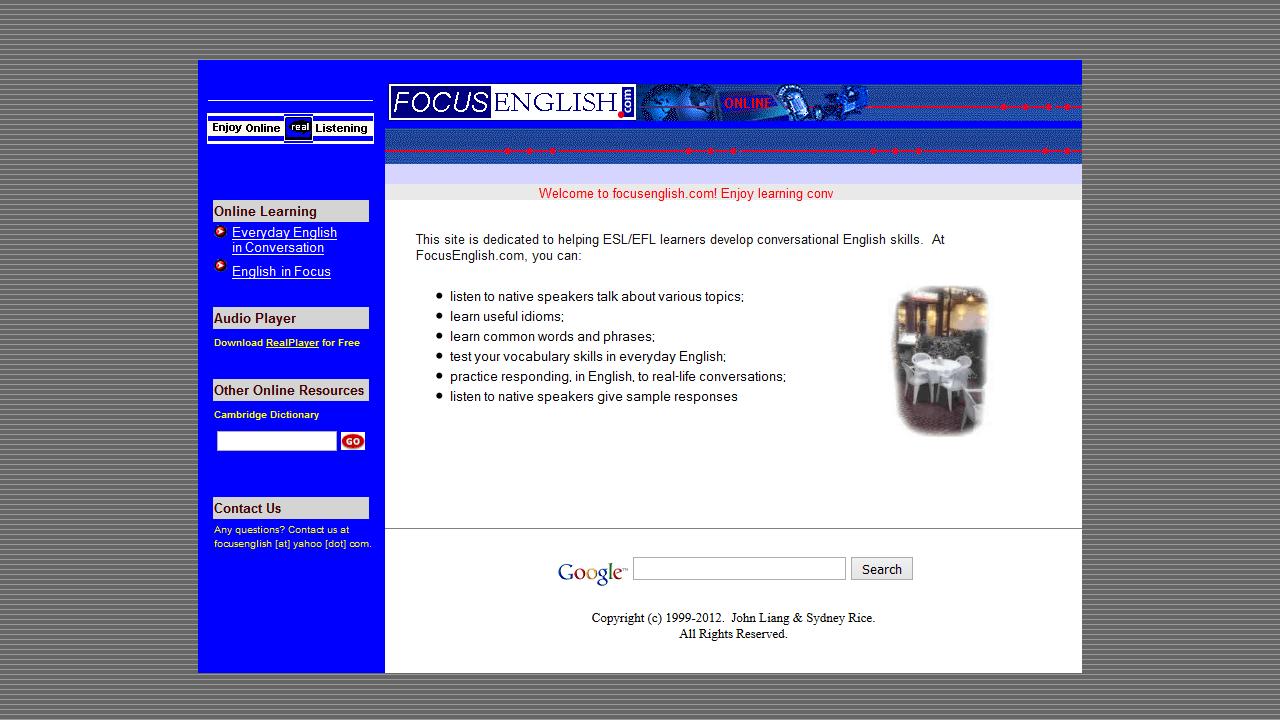focusenglish.com