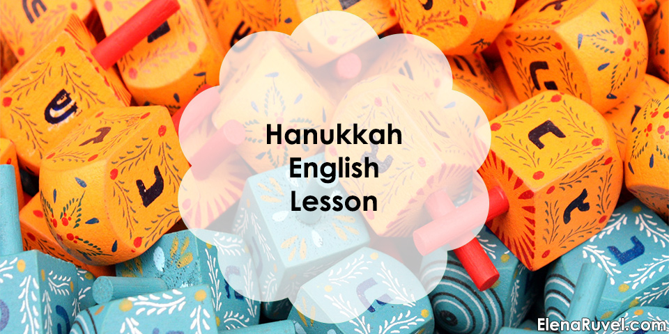Hanukkah English Lesson
