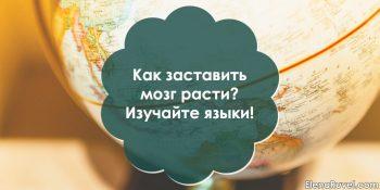 Как заставить мозг расти? Изучайте языки!