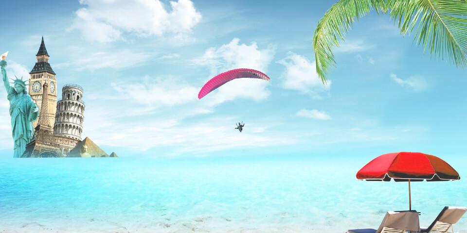 пляж, море, путешествие, отдых, отпуск, поездка