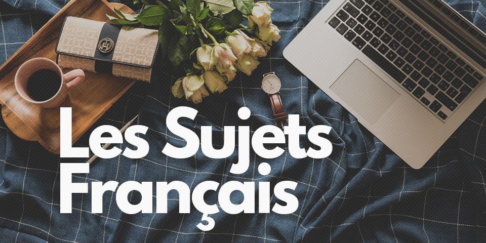 Вопрос к подлежащему во французском