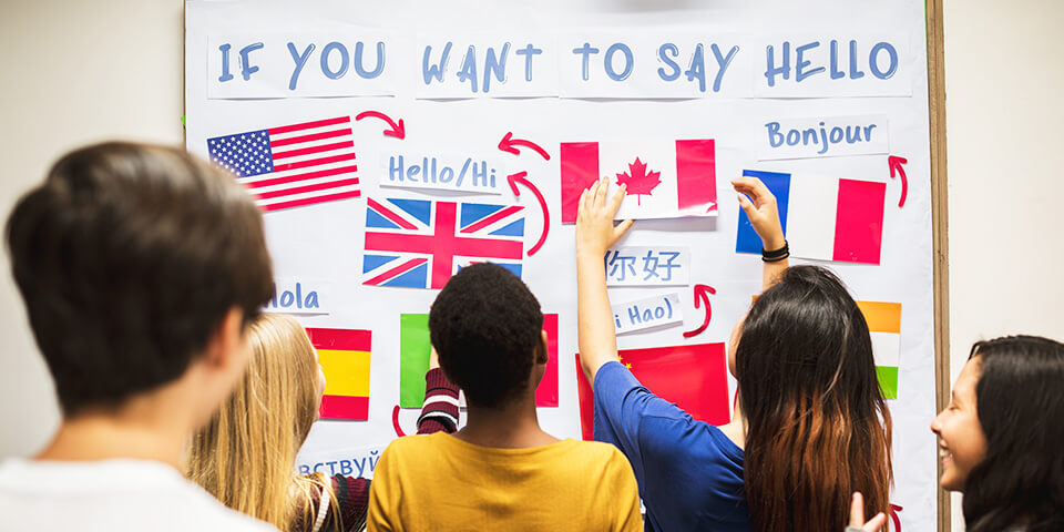 мотивация учить языки
