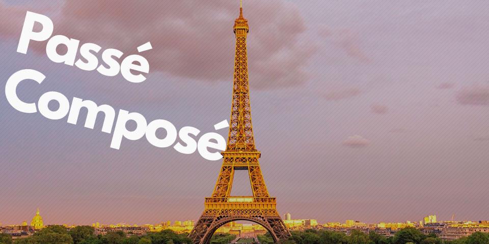 Прошедшее время во французском языке, Passé Composé