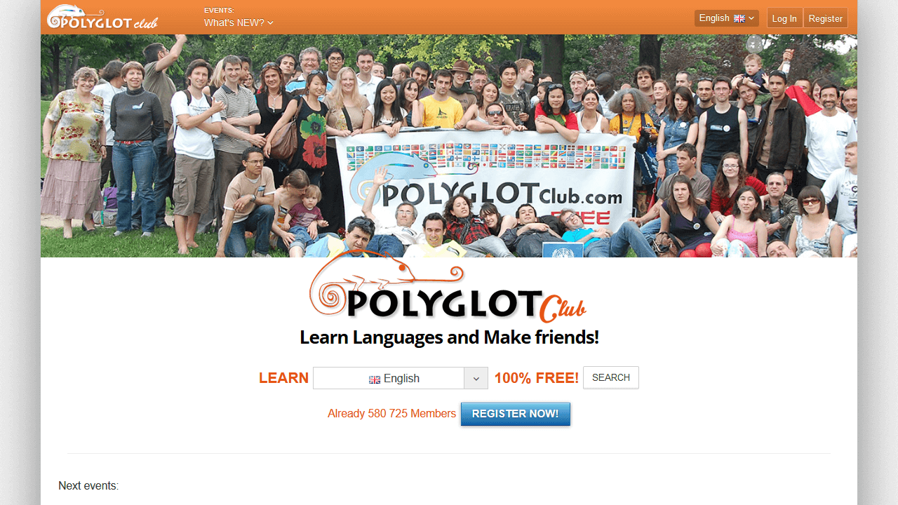 polyglotclub.com