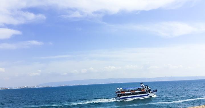Порт в Акко