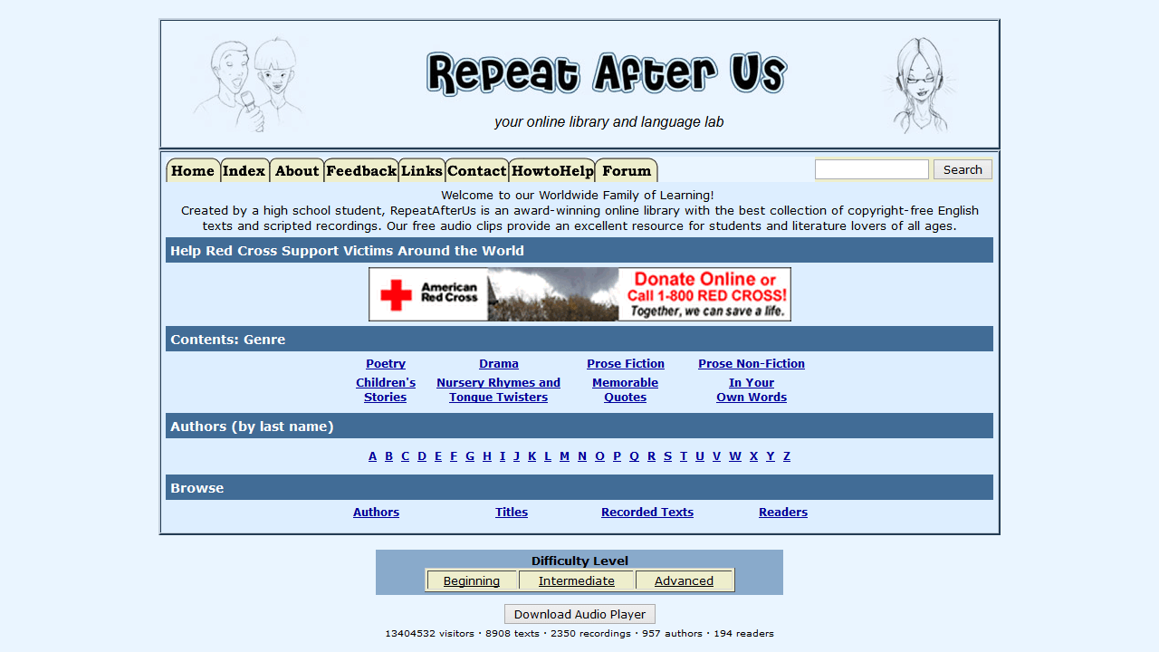 repeatafterus.com