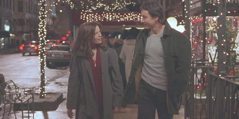 фильм, кино, интуиция, рождество, новый год, праздники