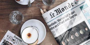 Тексты на французском разного уровня: подборка сайтов