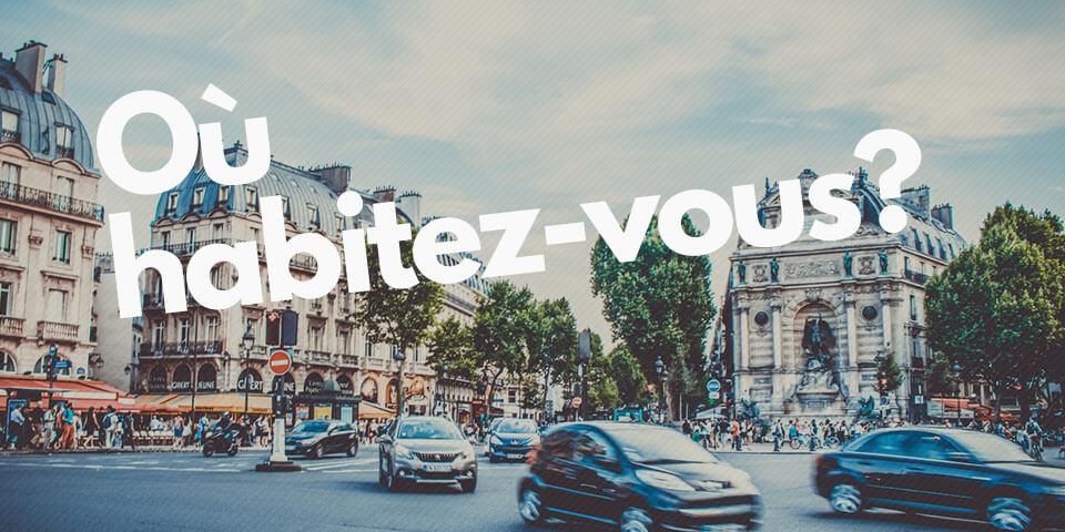 Специальный вопрос во французском языке