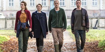 сериалы для изучения датского языка, датские сериалы