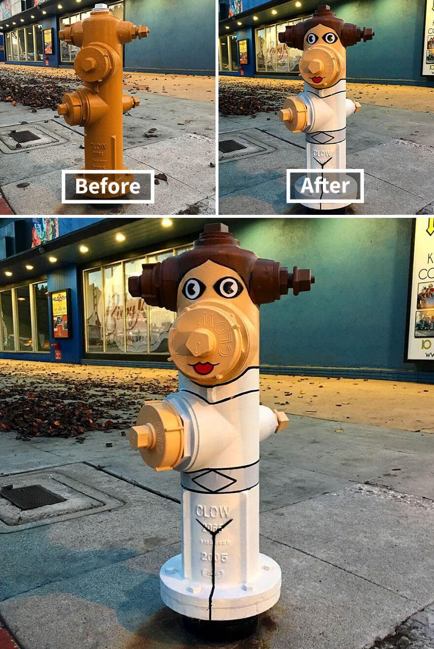 стрит-арт в нью-йорке, художник том боб