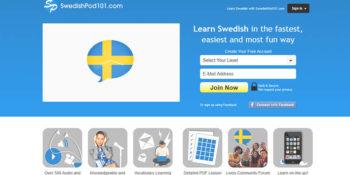 изучение шведского, шведский онлайн, аудирование