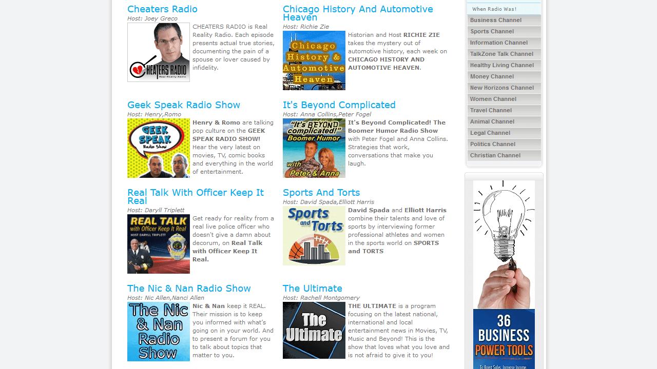talkzone.com