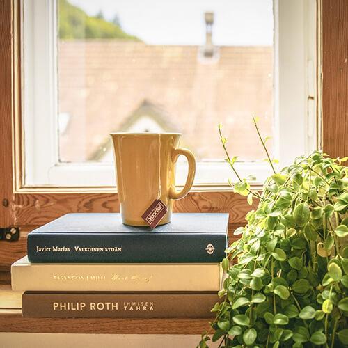 идеи для зимы, теплый чай