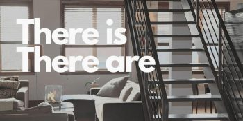 Оборот there is, there are