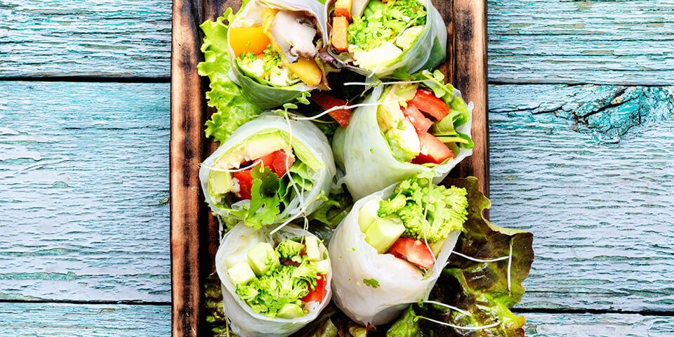 традиционные вегетарианские блюда разных стран