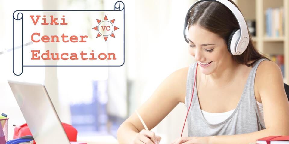 английский онлайн, уроки английского, vikicenter