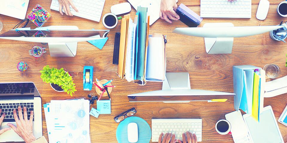 работа, офис, план, компьютер, ноут